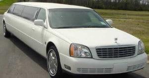 Cadillac Deville Limo Service Austin Texas rental 12 passenger stretch limousine