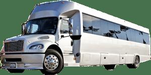 Party Bus Rental Service 35 Person Austin limo bus transportation limo bus passenger capacity
