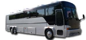 Party Bus Rental Service 50 Person Austin bachelor bachelorette wedding airport limo bus