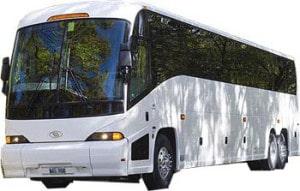 Party Bus Rental Service 50 Person Austin transportation company