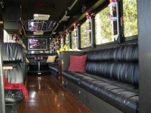 austin texas ut college nfl nhl mlb mba tail gating texas rental party bus limo bus