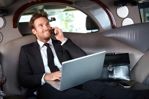 business company corporate transportation limo sprinter bus rental services