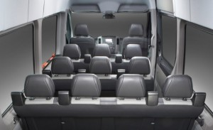 AUSTIN MERCEDES SPRINTER VAN shuttle dodge transportation rental