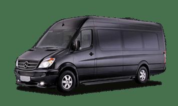 Mercedes sprinter van rental services austin texas shuttle executive business corporate luggage