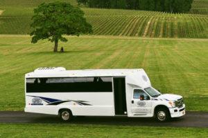 Stonewall Wine Tasting Tours Limousine charter bus shuttles transportation